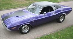 Dodge Challenger R:T SE 1970