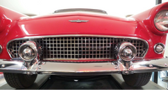 Ford Thunderbird 1956 front
