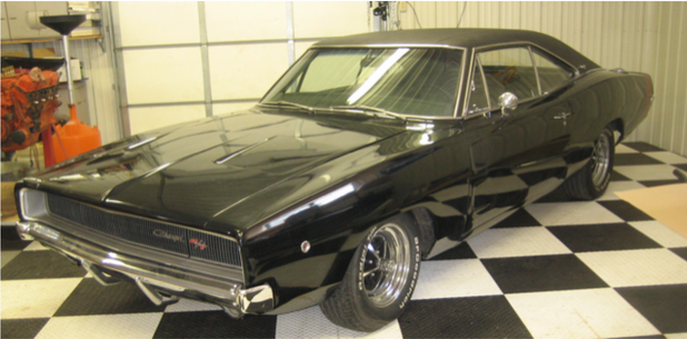 Dodge Charger R:T 1968