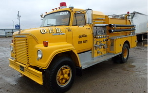 International Fire Truck 1970