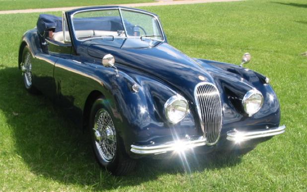 Jaguar 1953