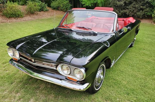 Corvair Monza Spyder Turbo 1963