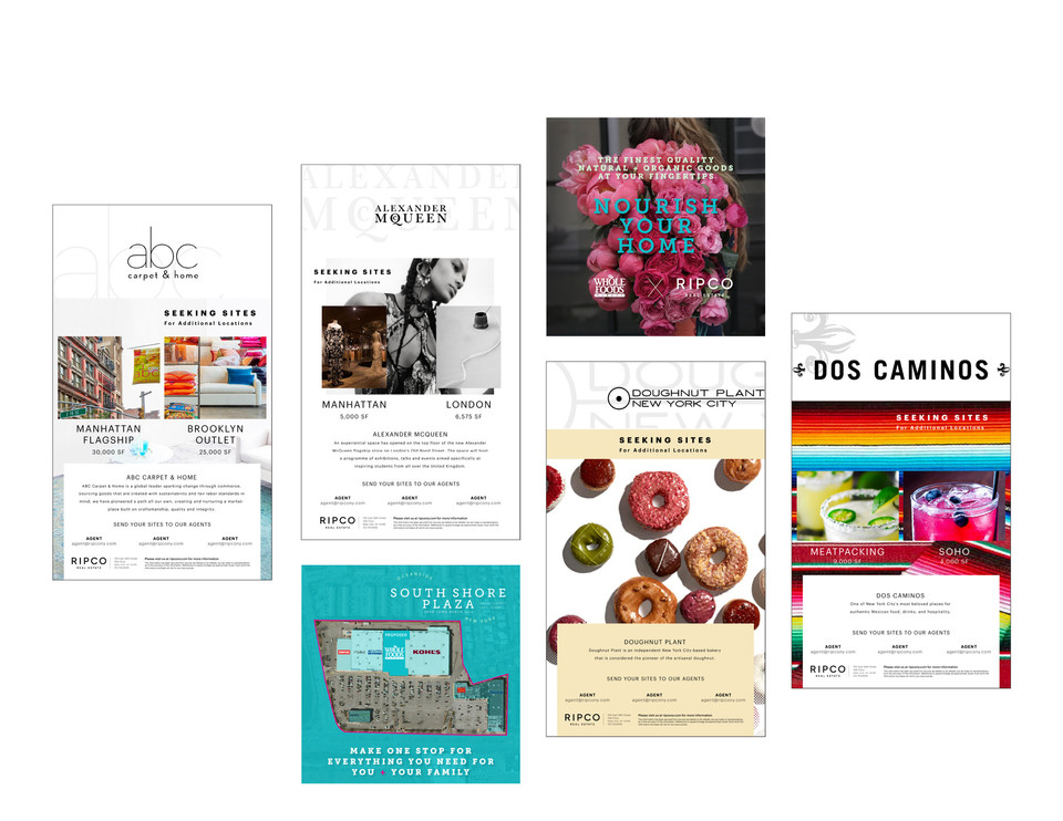 CO-BRANDED EMAIL TEMPLATES AND INSTRAGRAM POSTS