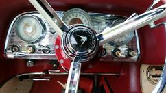 Ford Thunderbird 1958 interior