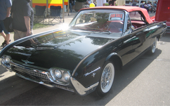 Ford Thunderbird Sports Roadster 1962