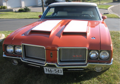Olds 442 1972