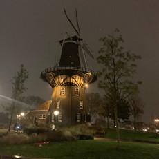 Leiden has a big ass windmill. #bigasswi