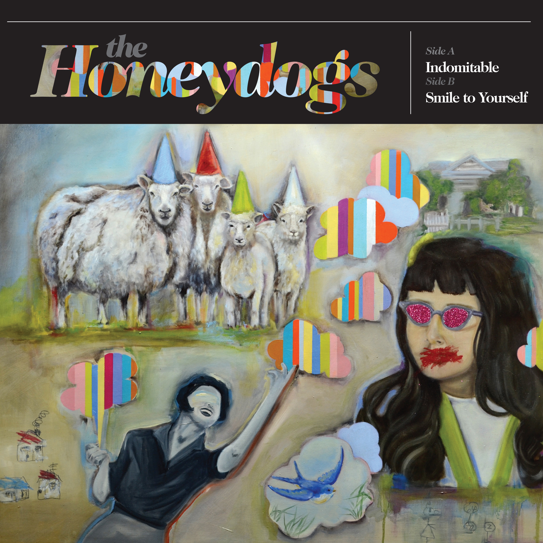 Honeydogs Vinyl 45 Cover
