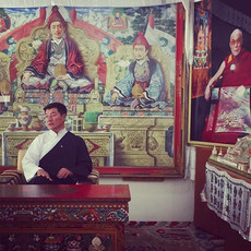 Lobsang Sangay, President of the Tibetan