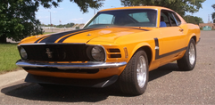 Mustang Trans Am 1970