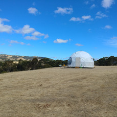 Star Track Domes