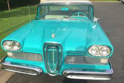 Edsel 1958 front