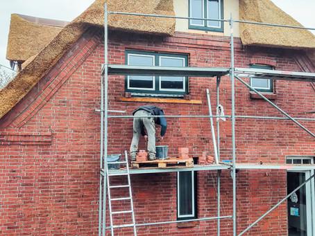 Die Galerie Ku bekommt neue Fenster