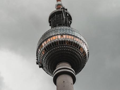 Stippvisite Berlin Juli 2020