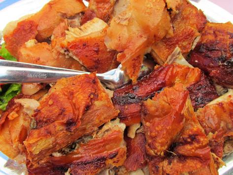 Amarilis - on the highway of roasted pork