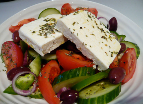Searching for Greek Salad