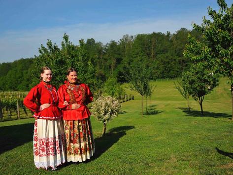 Hrvatska kuća vina u Moslavini
