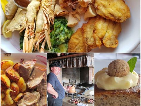 Vrsar's Culinary Joy in Restaurant Trošt