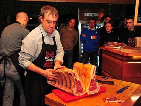 Basque Steaks in Zagreb
