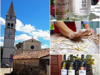 Kaštelir-Labinci: Tastes of the Istrian Countryside