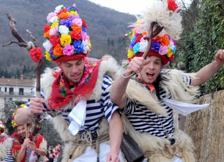 From Rukavac to Bregi and Žejane - Bell Ringers and Carnival Foods
