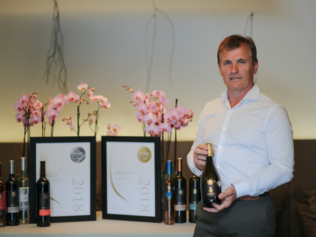 Croatian winemaker awarded with golden and silver Decanter medal