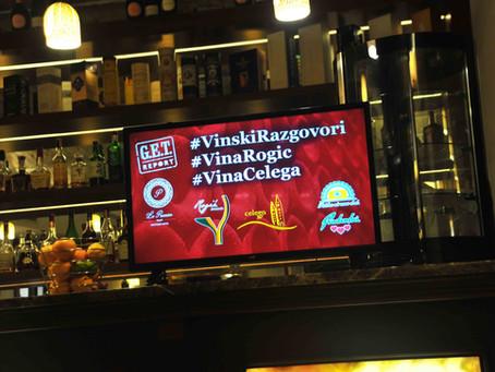 Predstavljene vinarije Rogić i Celega