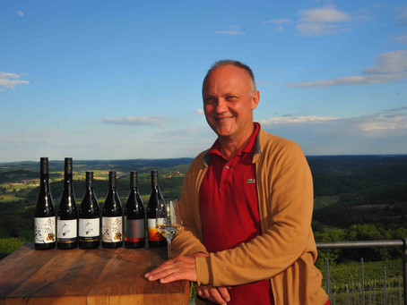 Wine Talks at Vinski Vrh
