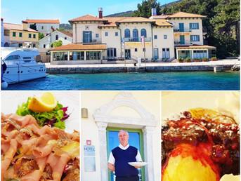 Televrin - a hotel of Lošinj flavours
