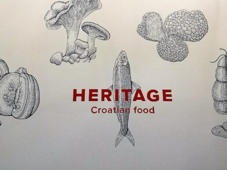 Heritage - first stop for Croatian traditional flavours