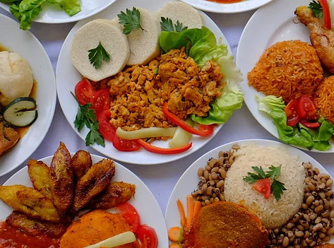African Cuisine and Bar - in the kitchen of an African Prince