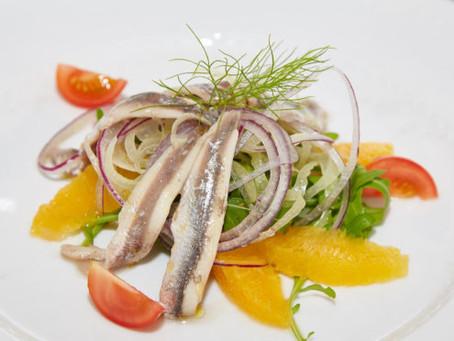 Classy dining in Hotel Kontinental