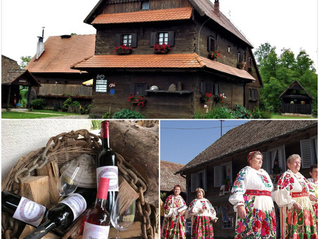 Embraced by Moslavina, Lonjsko polje and Škrlet