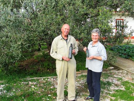 OPG Škopić - The Awarded Olive Oil of Ugljan