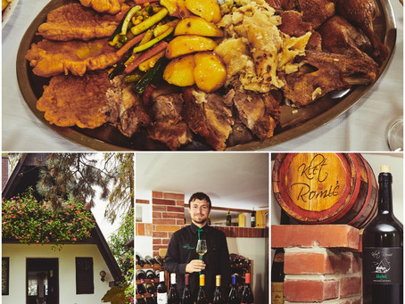Klet Romić - A Place to Taste and Feel Moslavina