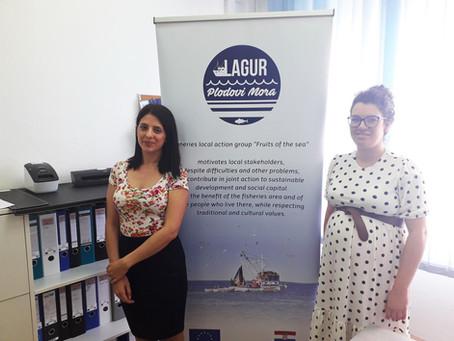 Nina Mrkonja: FLAG Plodovi mora at the service of fishermen and islanders