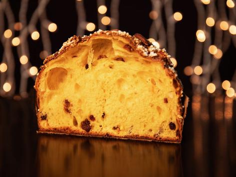Božićni panettone iz Bread Cluba