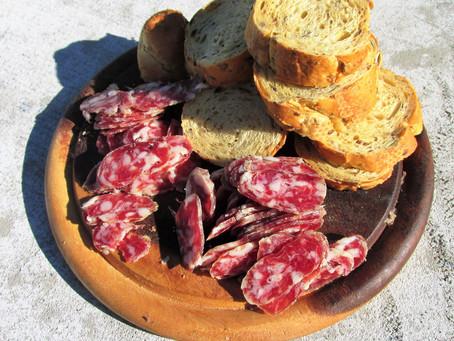 Pure meat enjoyment at Žminjski Gušti