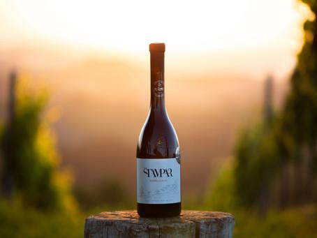Štampar's Pušipel makes a wine brand of Međimurje