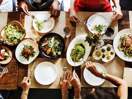 Sustainable Tourism starts with Local Food and Drink