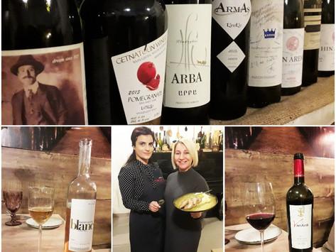 Vinograd - Fascinating wines of Armenia