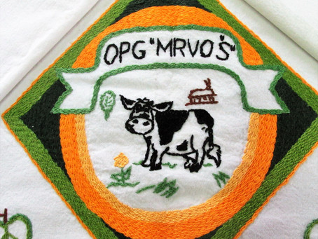 Awarded Cheeses from OPG Mrvoš