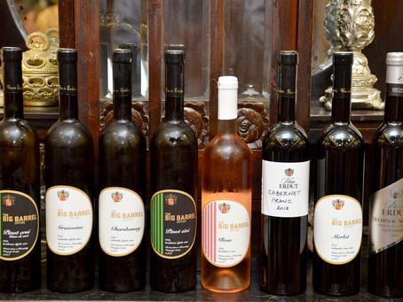 Top Wines of Erdut Vineyards