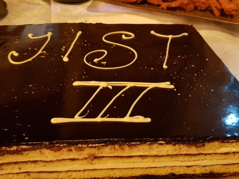 Happy Third Birthday, Jist!