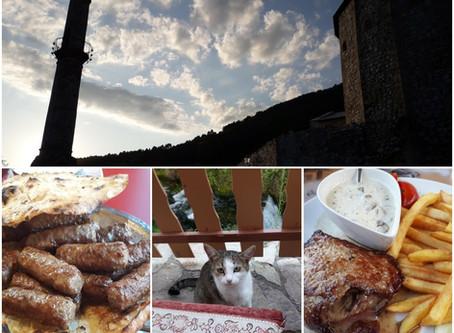 Travnik - Gastronomy of the Vizier Town