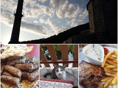 Travnik - Gastronomy of the Vizier Town