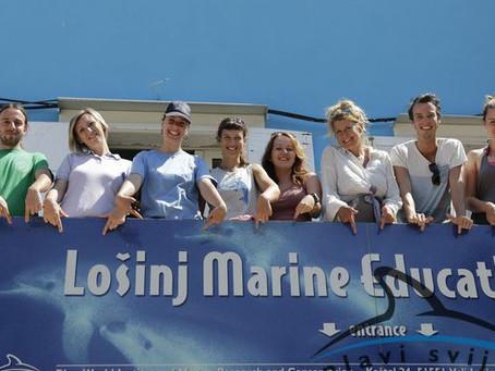 Blue world in Lošinj