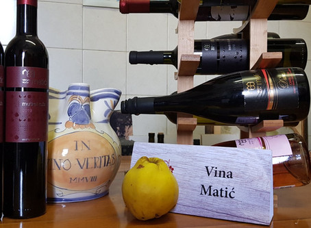 Matić Wines - Olympus of Istrian Wines