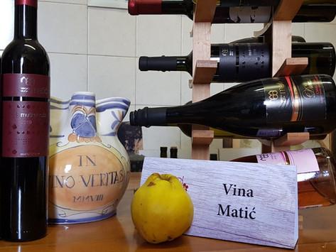 Matić vina - Olimp istarskih vina
