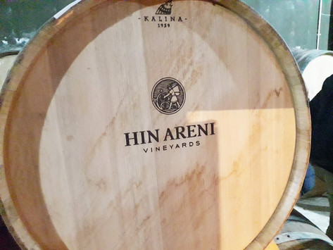 Hin Areni - Wines of the Noa's Country